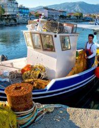 Fischerboot-samos-urlaubsreisen griechenland-urlaubsangebote