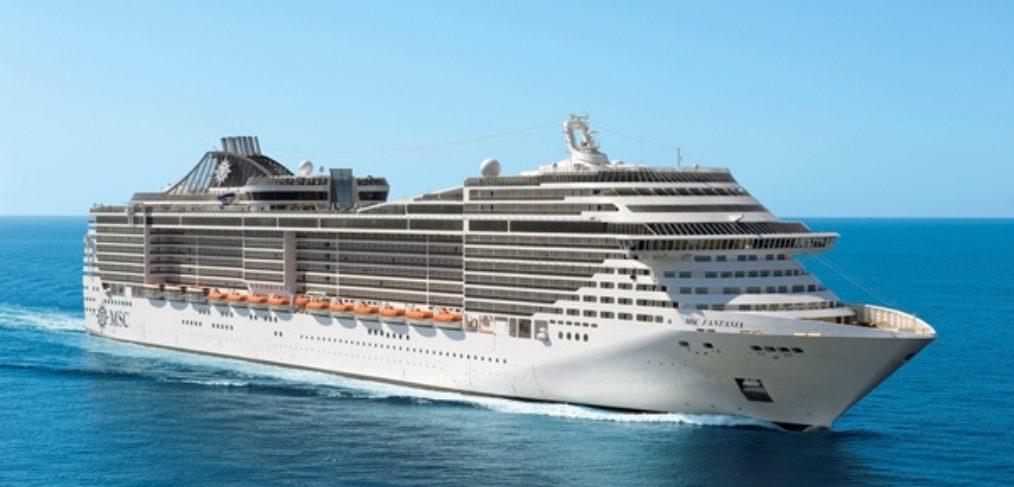 Kreuzfahrtschiff MSC Fantasia