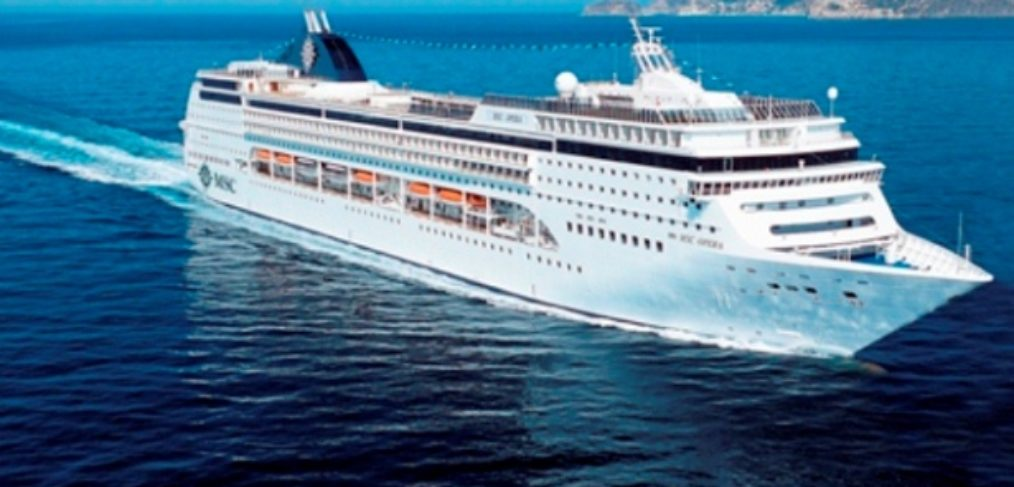 Kreuzfahrtschiff MSC Opera