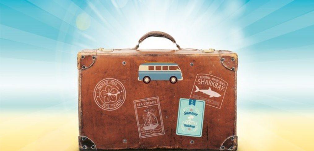 Reisegepäck-Urlaubsreisen-Pauschalurlaub
