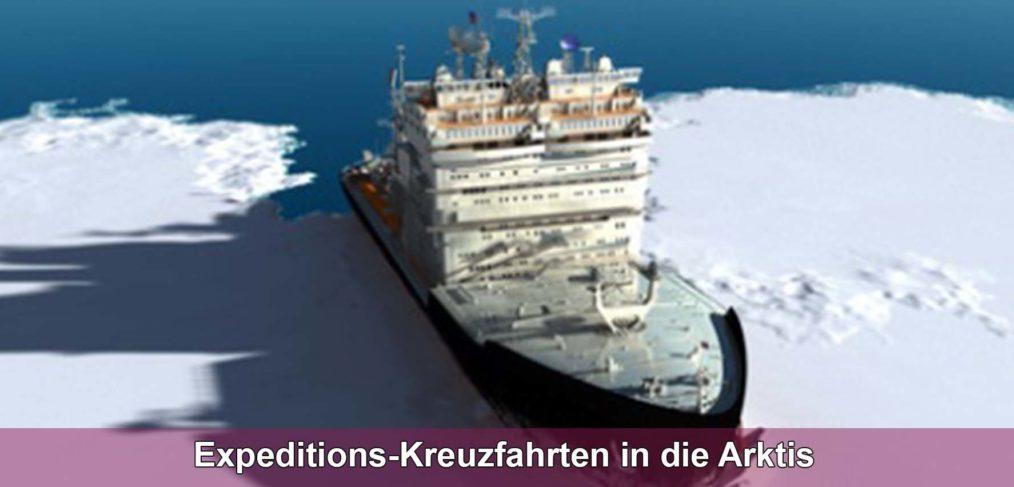 Arktis Expeditions Kreuzfahrt online buchen