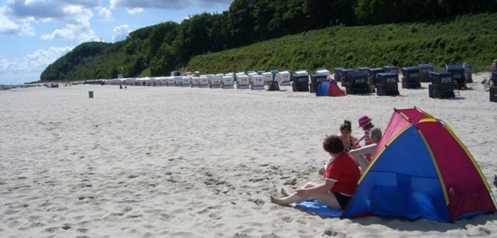 Familienurlaub-Ostsee-Babyreise-Usedom-Sandstrand