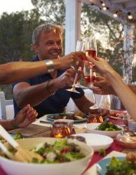 Ferienhaus mit Freunden buchen