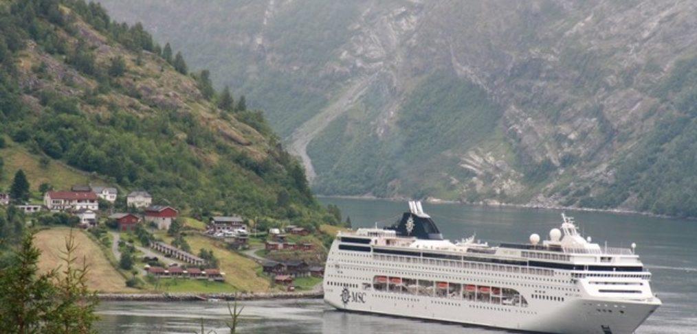 Norwegen-Kreuzfahrt-Geirangerfjord