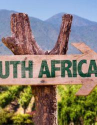 Urlaub-Südafrika