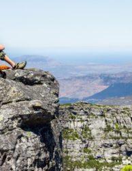 Urlaub Südafrika Tafelberg Wandern