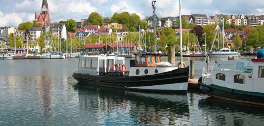 Barkasse Solitüde Schiff-Flensburg-Ostsee Ferienregion