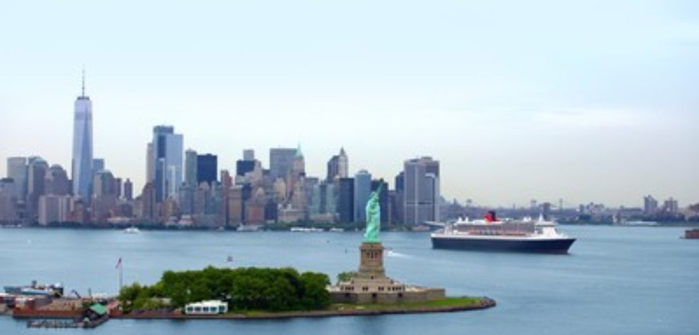 Cunard Queen Mary 2 New York-Luxuskreuzfahrt Weltreise
