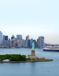 Cunard-Queen Mary 2-New York-Luxuskreuzfahrt-Weltreise