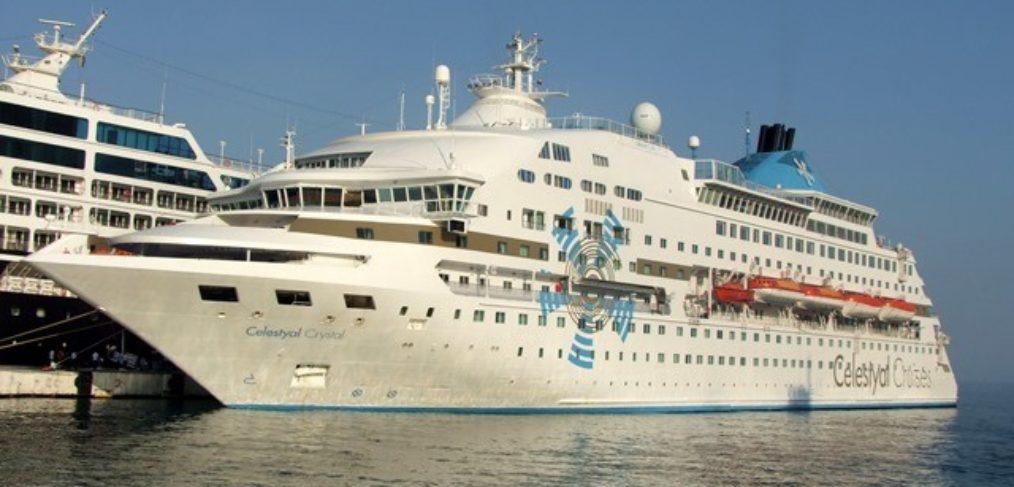 Kreuzfahrtschiff-Celestyal Crystal-Kusadasi-Urlaubsreisen Kreuzfahrtschiff