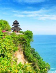 Uluwatu tempel-Urlaubsreise Bali-Urlaubsangebote Indonesien