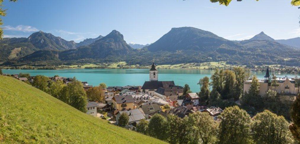 Wolfgangsee-Österreich Urlaubsreisen-St. Wolfgang
