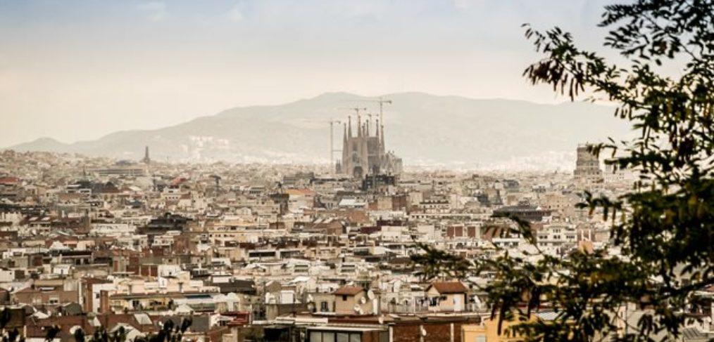 barcelona-kathedrale sagrada-panorama-kreuzfahrt-urlaubsreisen